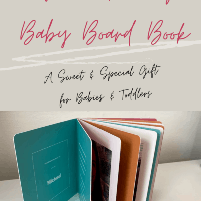 A Sweet & Special Baby/Toddler Gift